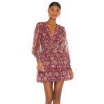 Мини-платье BRISA