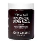 Yerba Mate Resurfacing + Exfoliating Energy Facial с ферментами + ниацинамидами