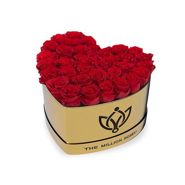 Миллион роз — Коллекция Love Box