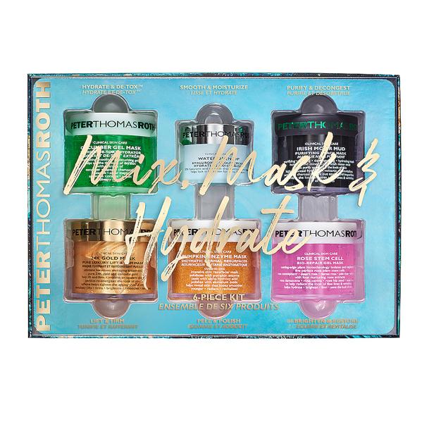 Набор для ухода за кожей Mix, Mask & Hydrate
