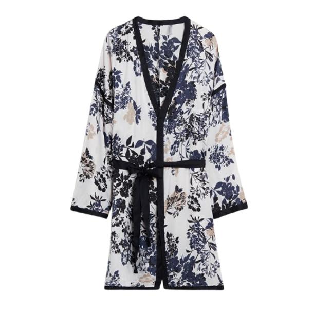 Кимоно из вискозы и искусственного шелка Delicate Blossom