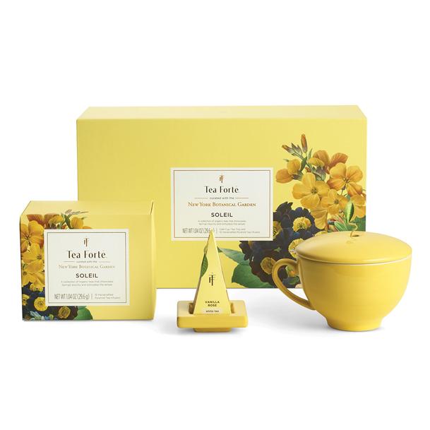 Подарочный чайный набор Тea Forte Soleil
