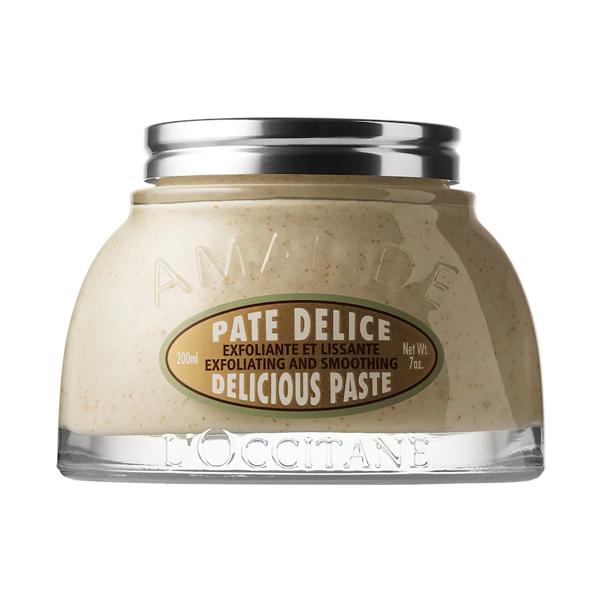 Отшелушивающая и разглаживающая паста L'Occitane Вкусный Миндаль