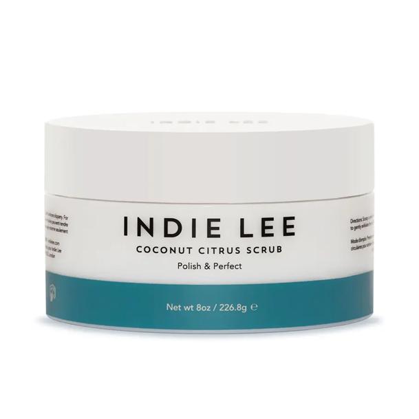 Кокосово-цитрусовый скраб для тела Indie Lee