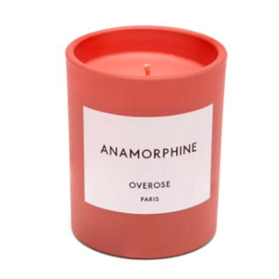 Ароматическая свеча OVEROSE Anamorphine